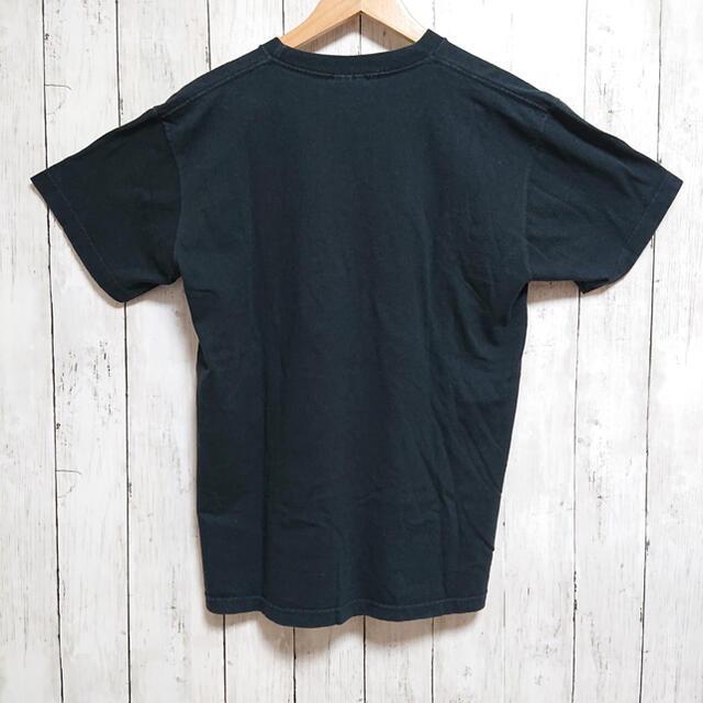 XLARGE(エクストララージ)のXLARGE エクストララージ メンズ Tシャツ 黒 逆さまゴリラ メンズのトップス(Tシャツ/カットソー(半袖/袖なし))の商品写真