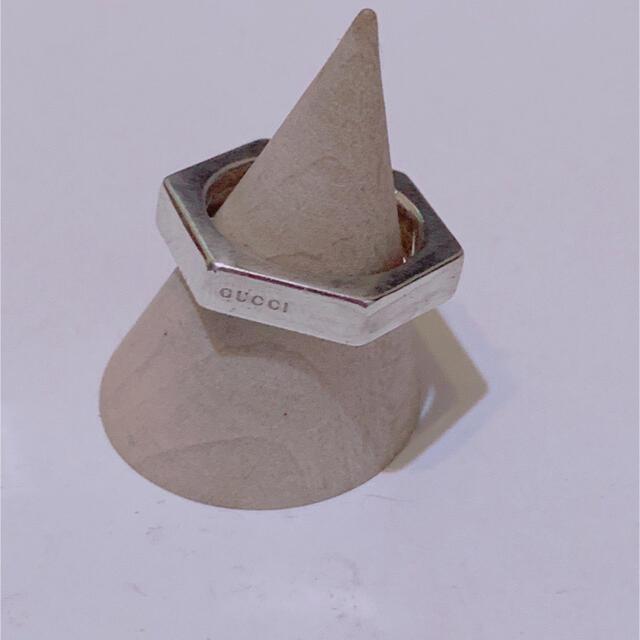 Gucci(グッチ)のGUCCI リング 約9号 レディースのアクセサリー(リング(指輪))の商品写真