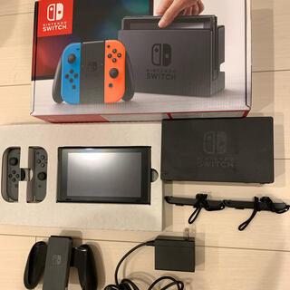 Nintendo Switch - ニンテンドーswitch本体
