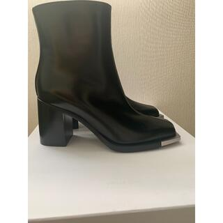 celine - Peter Do ANKLE BOOTS WITH METAL TIP