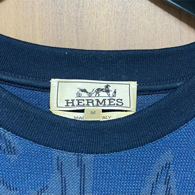 Hermes(エルメス)のエルメス Tシャツ メンズ HERMES メンズのトップス(Tシャツ/カットソー(半袖/袖なし))の商品写真