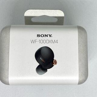 SONY - 【新品・未開封】SONY WF-1000XM4 BM