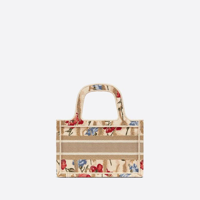 Christian Dior(クリスチャンディオール)のDIOR ブックトート BOOK TOTE ミニバッグ 新品 ディオール レディースのバッグ(トートバッグ)の商品写真