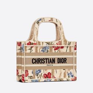 Christian Dior - DIOR ブックトート BOOK TOTE ミニバッグ 新品 ディオール