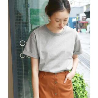 IENA SLOBE - 新品未使用 IENA SLOBE グレー Tシャツ