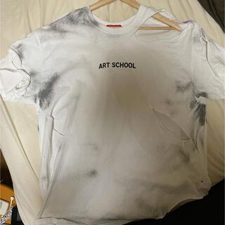 ジョンローレンスサリバン(JOHN LAWRENCE SULLIVAN)のArt School Tシャツ(Tシャツ/カットソー(半袖/袖なし))