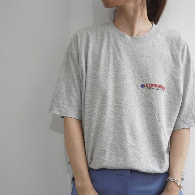 CONVERSE(コンバース)の【469】ヴィンテージ Tシャツ コンバース 日本製 レディースのトップス(Tシャツ(半袖/袖なし))の商品写真
