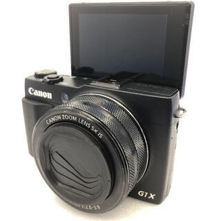 キヤノン(Canon)の【ジャンク】 CANON PowerShot G1 X Mark II 本体のみ(コンパクトデジタルカメラ)