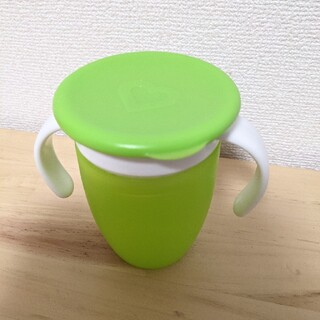 美品 ミラクルカップ コップ飲み 練習