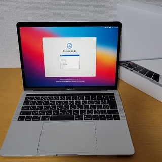 Mac (Apple) - 2019 MacBook Pro 13-inch 8GB 256GB