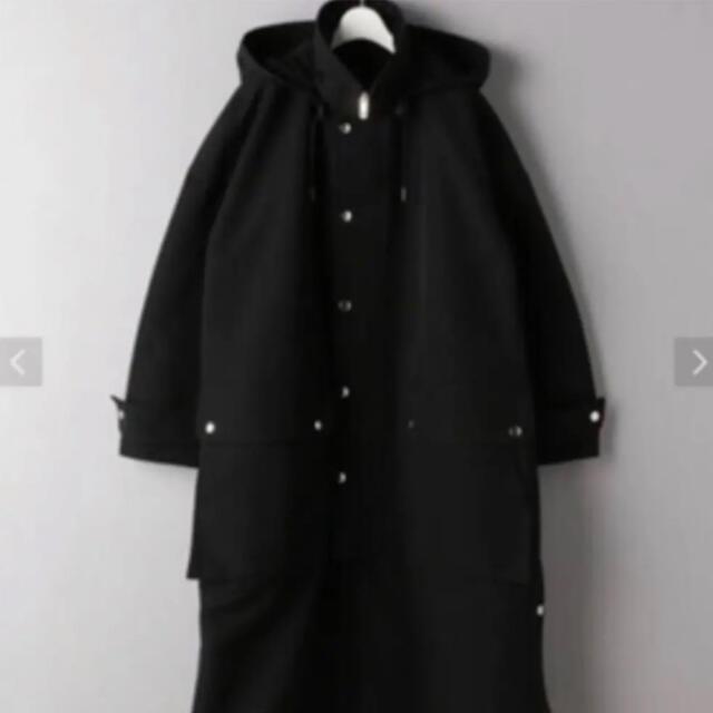 HYKE(ハイク)の【完売商品、試着のみ】21SS THE RERACS マウンテンパーカー レディースのジャケット/アウター(ナイロンジャケット)の商品写真