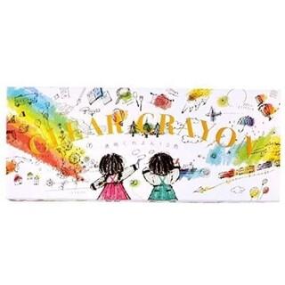 コクヨ(コクヨ)の透明クレヨン10色セット★新品未開封(クレヨン/パステル)