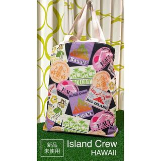 KALDI - ★Island Crew HAWAII★アイランドクルーハワイ★トートバッグ