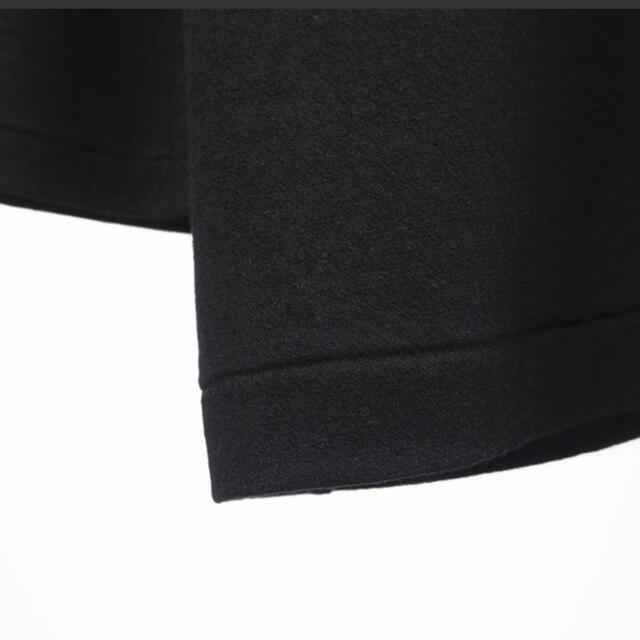 Yohji Yamamoto(ヨウジヤマモト)のYohji Yamamoto POUR HOMME 丸首長袖ニットソー メンズのトップス(ニット/セーター)の商品写真