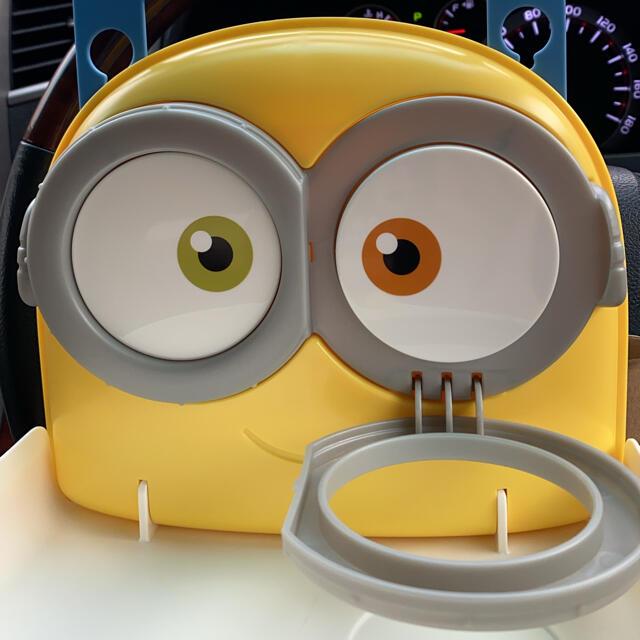 マクドナルド(マクドナルド)のマクドナルド ミニオンズ トレー エンタメ/ホビーのおもちゃ/ぬいぐるみ(キャラクターグッズ)の商品写真