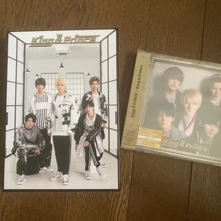 Johnny's - King&Prince 1stアルバム 初回限定盤AB