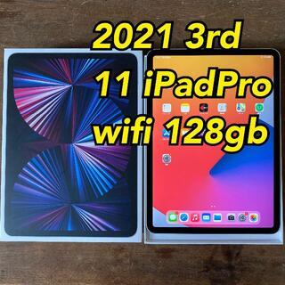 Apple - ⑭ 11インチ 3rd iPad Pro 2021 128gb