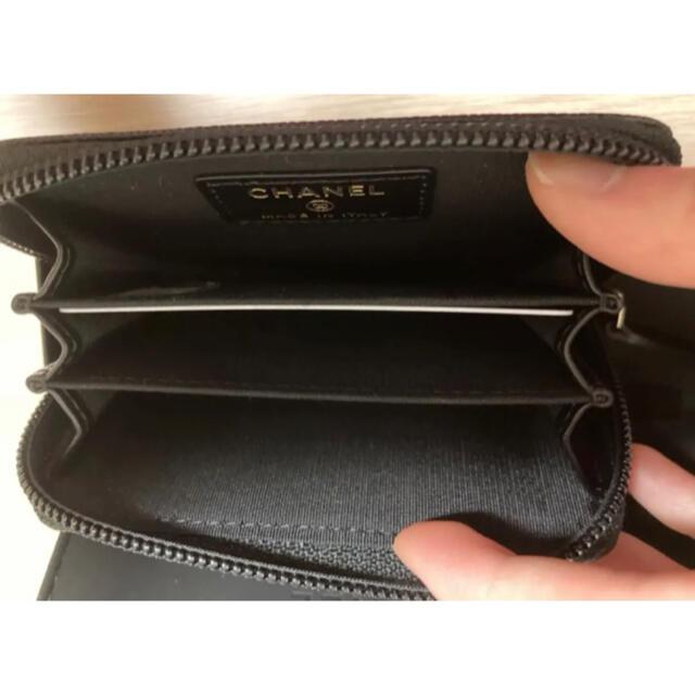CHANEL(シャネル)のCHANEL シャネル コインケース 財布 ボーイシャネル レディースのファッション小物(財布)の商品写真