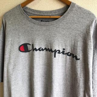 Champion - Champion チャンピオン ロゴ プリント Tシャツ