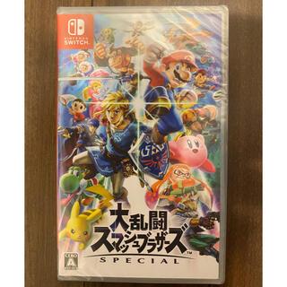 ニンテンドースイッチ(Nintendo Switch)のSwitch大乱闘スマッシュブラザーズスペシャル 新品未開封即決!(家庭用ゲームソフト)