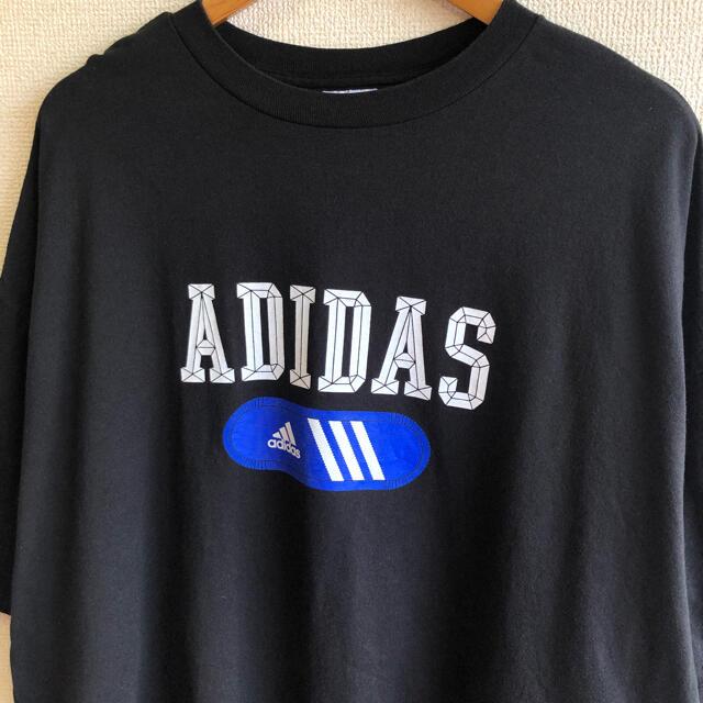 adidas(アディダス)のadidas アディダス プリント Tシャツ ※説明参照 メンズのトップス(Tシャツ/カットソー(半袖/袖なし))の商品写真
