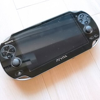 PlayStation Vita - PSVITA本体+充電コードUSB側のみ+メモリーカード8GB