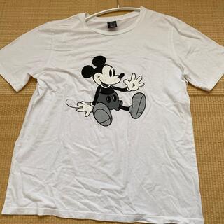 ナンバーナイン(NUMBER (N)INE)のナンバーナイン モノクロ ミッキーマウス(Tシャツ/カットソー(半袖/袖なし))