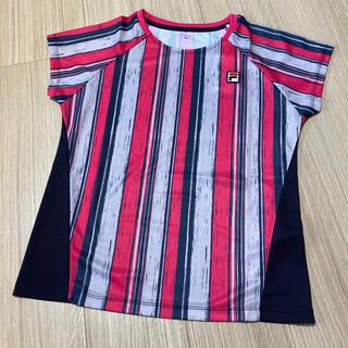 フィラ(FILA)のFILA フィラ✨テニスウェア Mサイズ ゲームシャツ(ウェア)