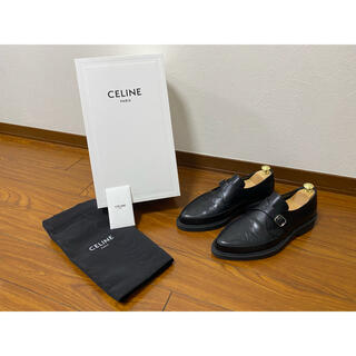 セリーヌ(celine)のセリーヌ 19AW クリーパーズ 40 バックルシューズ CELINE国内正規品(ドレス/ビジネス)