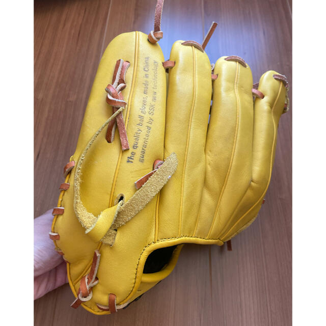 SSK(エスエスケイ)のSSK グローブ スポーツ/アウトドアの野球(グローブ)の商品写真