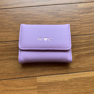 WEGO - w♡cの三つ折財布