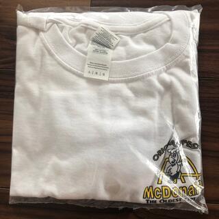 マクドナルド(マクドナルド)の新品 未開封 マクドナルド スピーディー Tシャツ (Tシャツ/カットソー(半袖/袖なし))