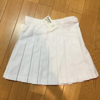 American Apparel - アメアパ テニススカート白 XS
