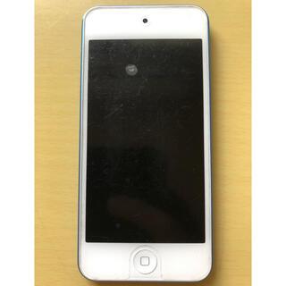iPod touch 第6世代 32GB ブルー 一言コメントお願いします