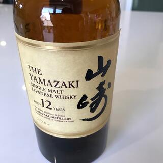 サントリー - 山崎12年ウイスキー
