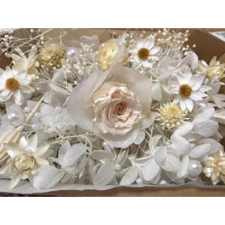 プリザーブドフラワー花材 ドライフラワー花材