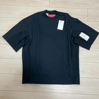 エヌハリウッド(N.HOOLYWOOD)の2回着用 美品 エヌハリウッド 最新21ss Tシャツ サイズ38(Tシャツ/カットソー(半袖/袖なし))