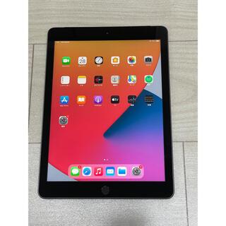iPad - iPad 第5世代 32GB スペースグレイ セルラー 2017