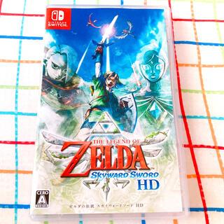 ニンテンドースイッチ(Nintendo Switch)のゼルダの伝説 スカイウォードソード HD Switch(家庭用ゲームソフト)