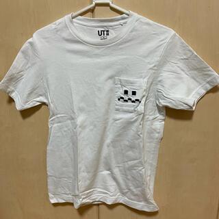 UNIQLO - ユニクロ パックマンコラボ ファミコン ナムコ レトロゲームTシャツ Sサイズ