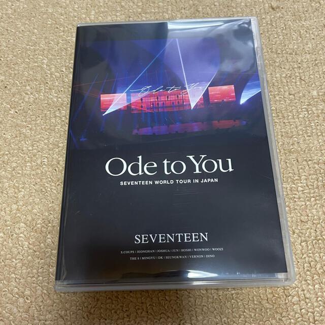 SEVENTEEN(セブンティーン)のseventeen セブチ ミンギュ トレカ dvd エンタメ/ホビーのCD(K-POP/アジア)の商品写真