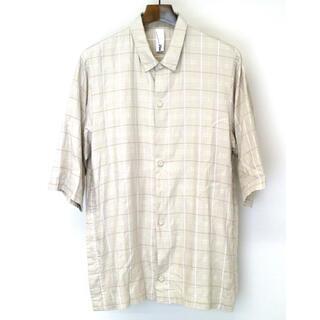 COMOLI -  Edwina Hoerl  Check Shirt