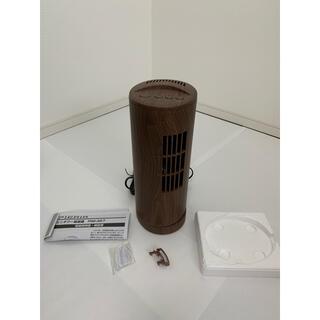 ドウシシャ(ドウシシャ)のミニタワー扇風機 株式会社ドウシシャ 中古品(扇風機)