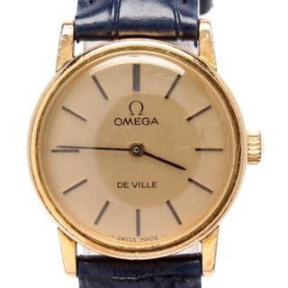 オメガ(OMEGA)の訳あり オメガ OMEGA 腕時計  デビル  レディース(腕時計)