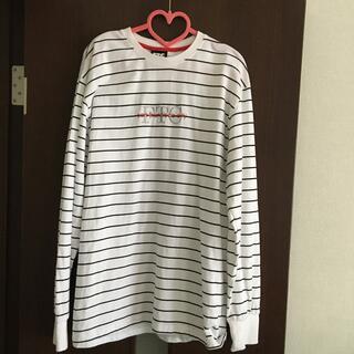 エフティーシー(FTC)のFTC  長袖Tシャツ  L(Tシャツ/カットソー(七分/長袖))
