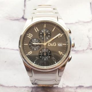 ドルチェアンドガッバーナ(DOLCE&GABBANA)のD&G DOLCE&GABBANA VD57 腕時計 メンズ(腕時計(アナログ))