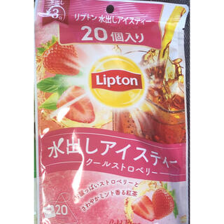 リプトン 紅茶 アイスティー クールストロベリー