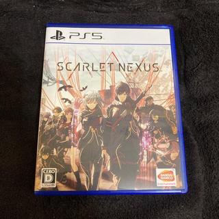 バンダイナムコエンターテインメント(BANDAI NAMCO Entertainment)の【早期特典未使用】SCARLET NEXUS(スカーレットネクサス) PS5(家庭用ゲームソフト)
