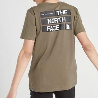 THE NORTH FACE - ノースフェイス バックロゴTシャツ 新品未使用