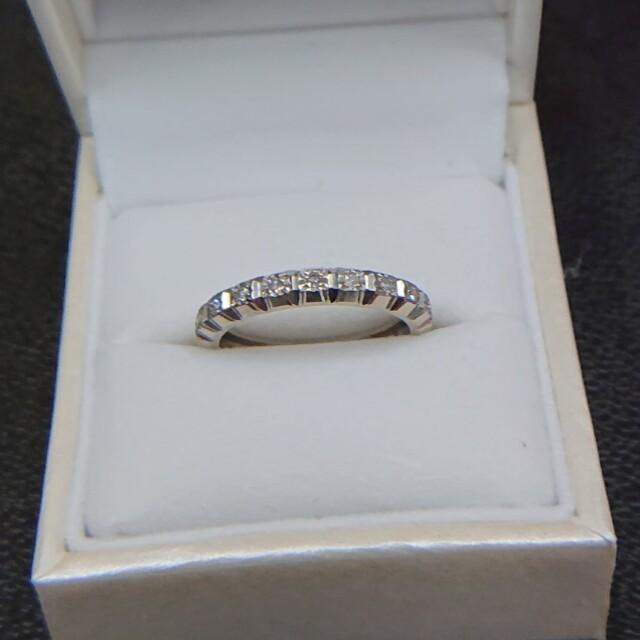 yuyu様専用ダイヤモンド エタニティリング レディースのアクセサリー(リング(指輪))の商品写真